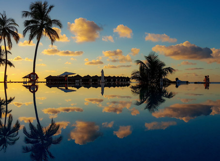 The 3 best honeymoon resorts… with a heart!