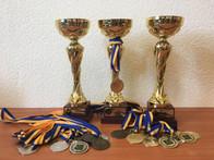 «Молодіжний Кубок ім. В. В. Русинова UT8LL» - нагороди