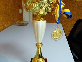 Команда ТДР - 1 місце в Весняному Кубку УКХ 2019 р.