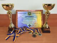 Нагородження учасників Чемпіонату Харківської області на УКХ