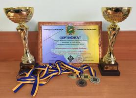 Чемпіонат Харківської області на УКХ 11.10.2020 р.