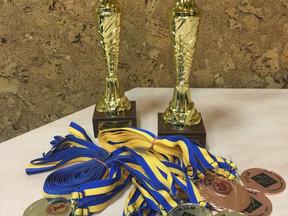"""Відкриті заочні змагання з радіоспорту на КХ """"Слобожанський спринт"""", 2019 рік"""