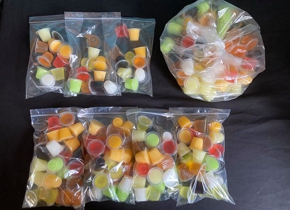 16g Beetle Jelly pots - Mixed flavours