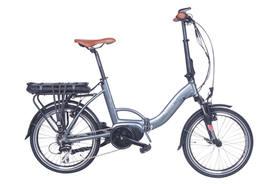 Piega Max - E-bike en plooifiets!