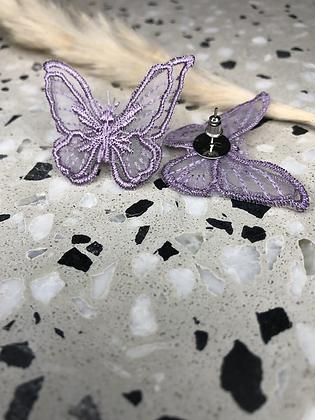 Stormi Lace Butterflies