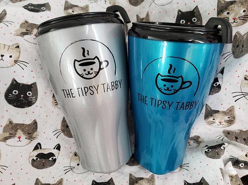The Tipsy Tabby Mug