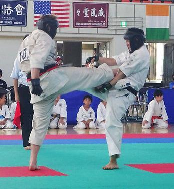 Danilo Jude Bardisa Kenpo Kai Champion