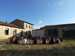 Campo Voluntariado Atapuerca