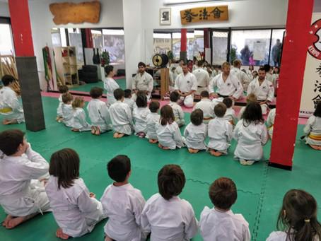 Cuidado con este pequeño detalle que muchos alumnos de Kenpo Kai no saben o hacen mal
