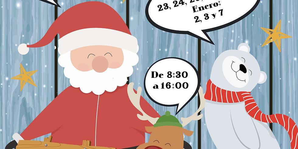 Christmas Camp - Prosperidad