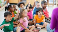 Septiembre 2017: Inauguramos Pre-Escuela 1-3 años