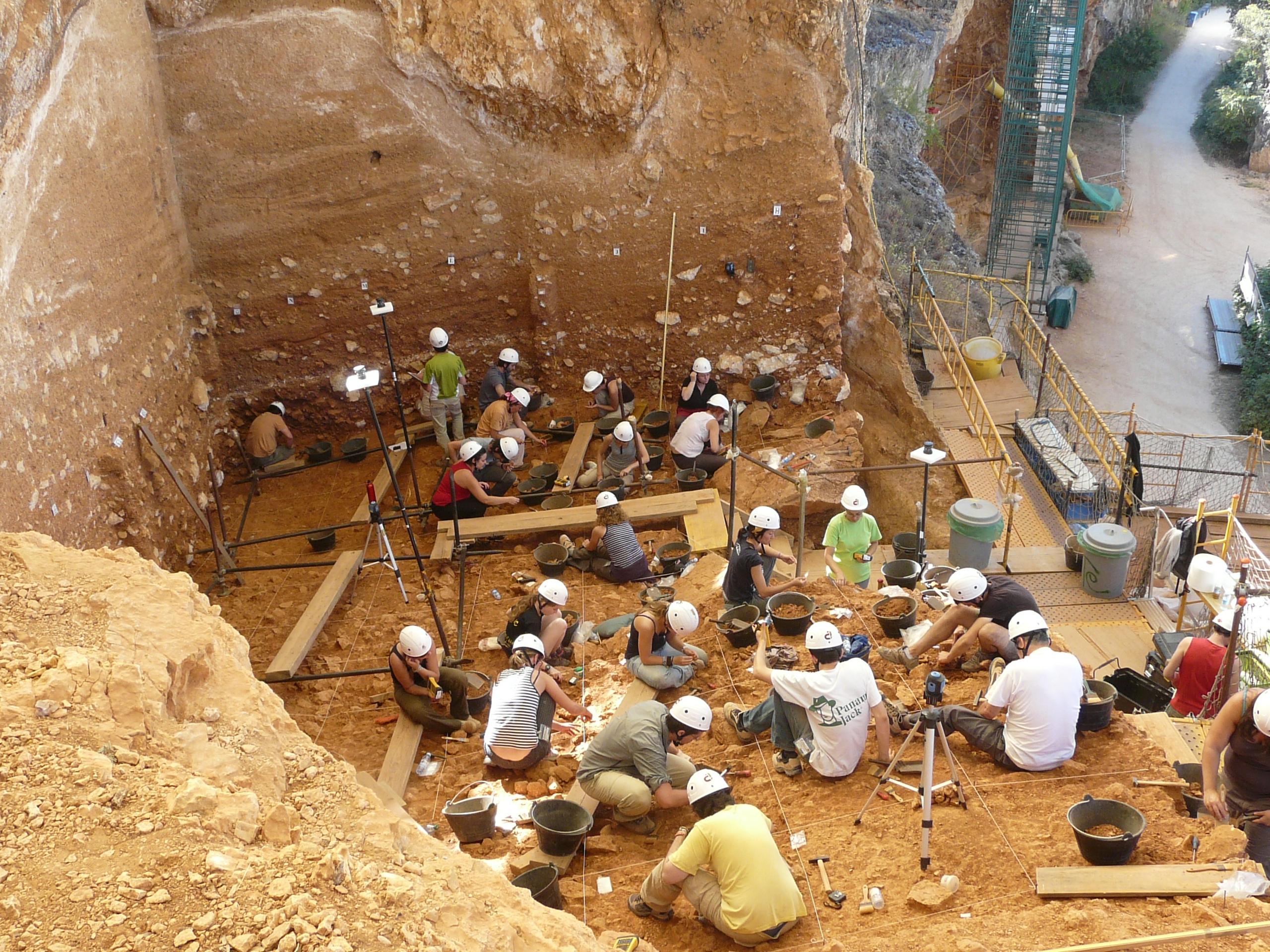 Gran Dolina Atapuerca