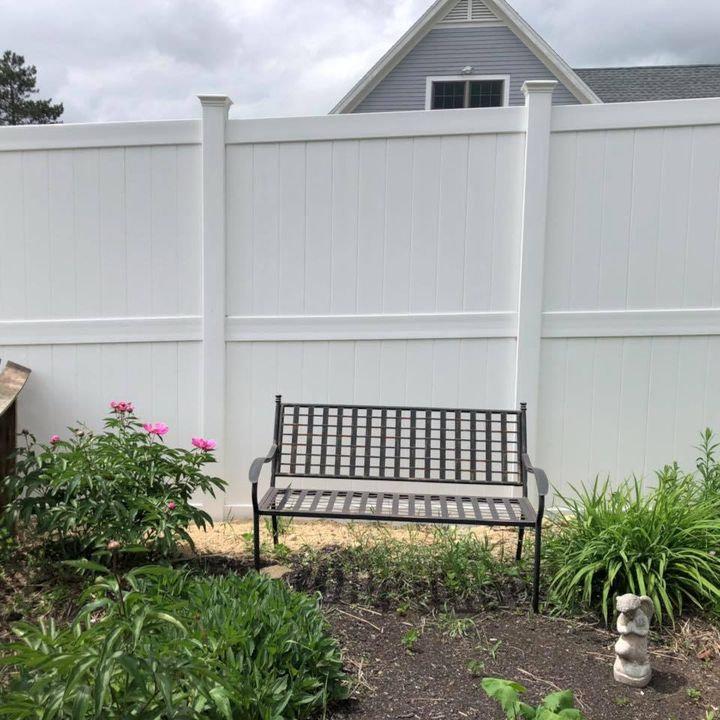 603 fence vinyl fencing