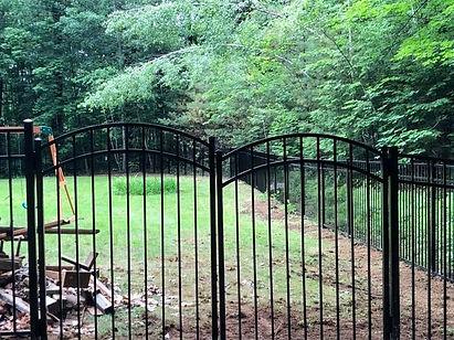 ornamental fence nh
