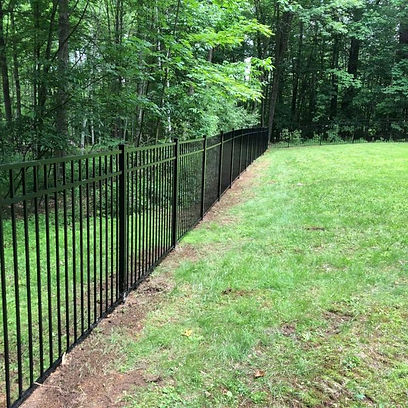 603 fence aluminum fencing