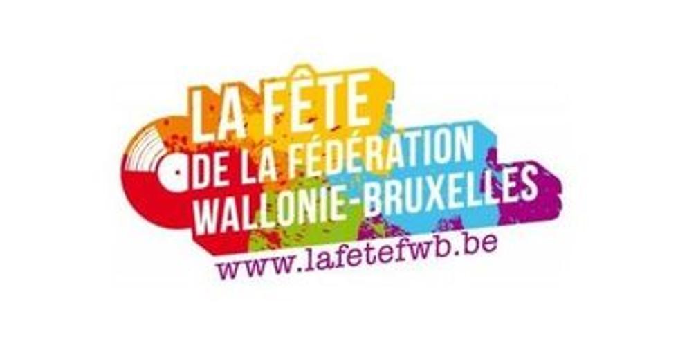 Fête de la Fédération Wallonie Bruxelles