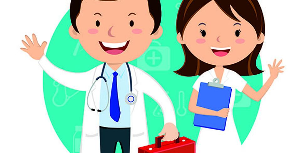 Annulé - Visite médicale - M1 Odénat Bouton
