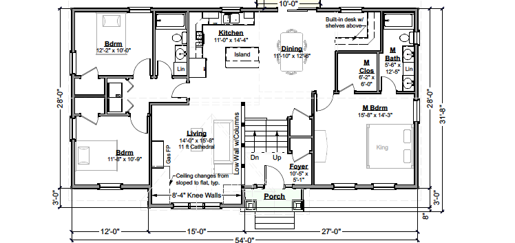 Shelby Floor Plan