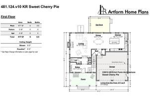 Cherry Pie First Floor