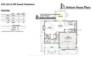 Peekaboo First Floor