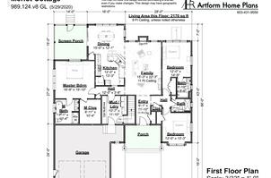 Merlot First Floor
