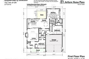 Boysenberry First Floor