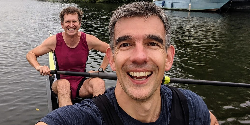 Thursday 20th May, 6.15pm with the Molesey Leg-Ends