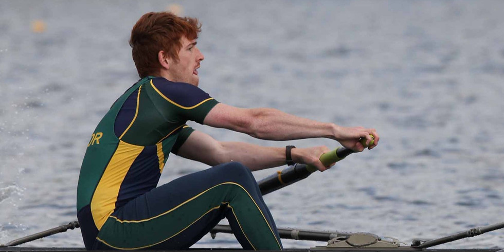 Monday 1st February, 7pm - with Tom Rook, Head Junior Coach West for London Youth Rowing