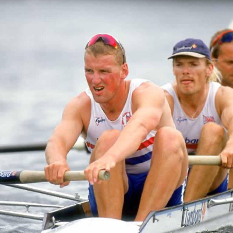 Row it again - with Sir Matthew Pinsent