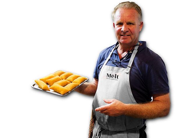 Kaassouffle Master Chef Melt on the Gold Coast
