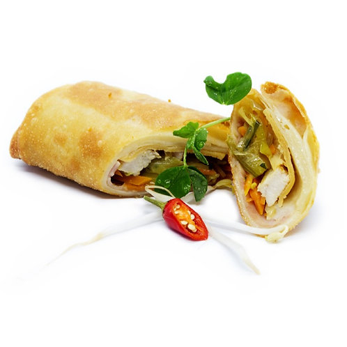 "Large Spring Roll ""Traditional Loempia"""