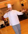 Singing Chef Brendan McCarthy