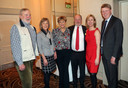 Rotarians supporting the event