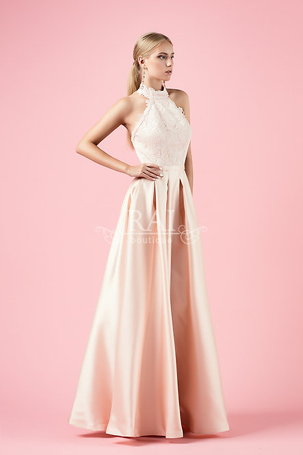 Пудровое свадебное платье Boutique RAI Нижний Новгород