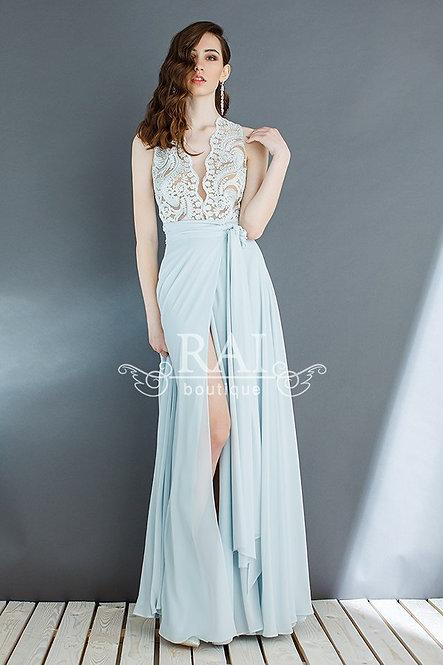 Светло-голубое свадебное платье Boutique RAI Нижний Новгород