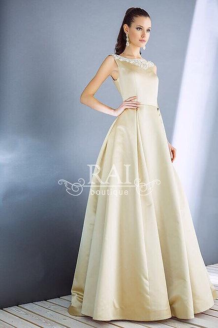 Золотое свадебное платье Boutique RAI