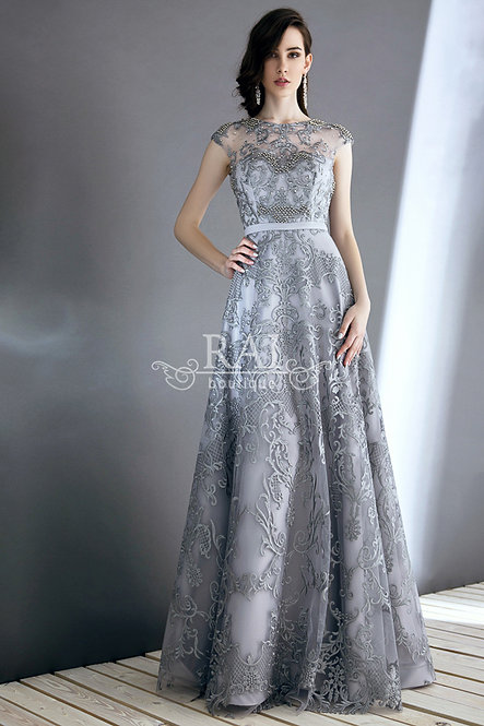 Серебряное свадебное платье Boutique RAI Нижний Новгород