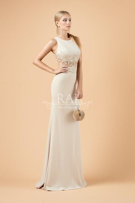 Бежевое свадебное платье Boutique RAI Нижний Новгород