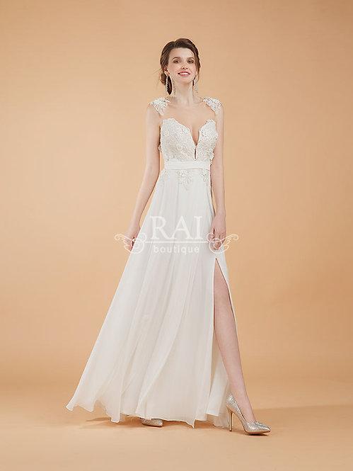 Белое вечернее платье Boutique RAI Нижний Новгород