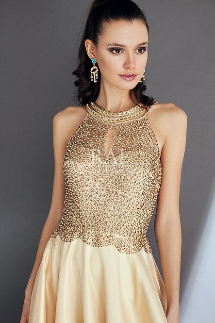 Золотое свадебное платье Boutique RAI Нижний Новгород