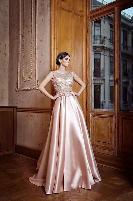 Розовое вечернее платье Boutique RAI Нижний Нвогород