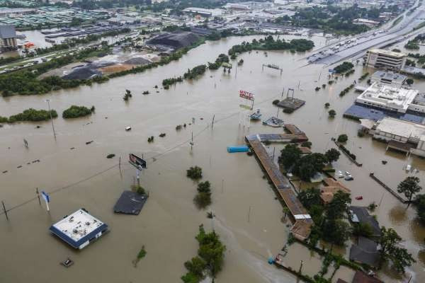 Houston Texas Disaster