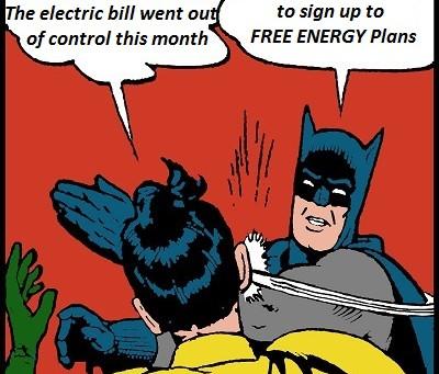 Free Energy Plans Texas