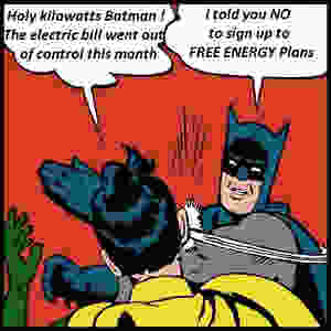 Cheap Electricity free energy plans reviewed