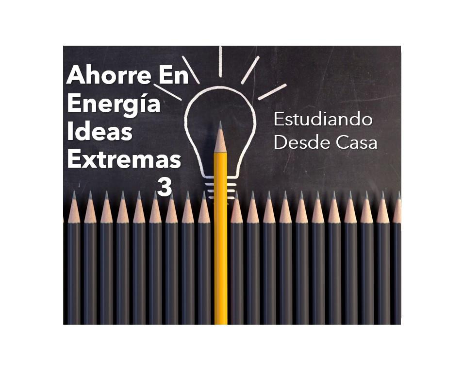 Ideas extremas de ahorro de luz