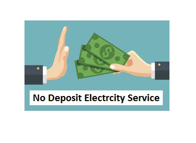 Cheap Electricity Rates and No Deposit