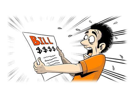 Home Electricity Bill, how to read it.