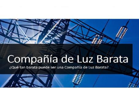 Compañía de Luz Barata