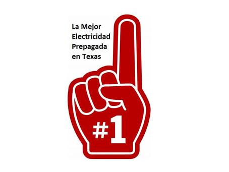 La Mejor Electricidad Prepagada en Texas