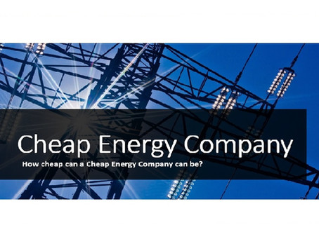Cheap Energy Company
